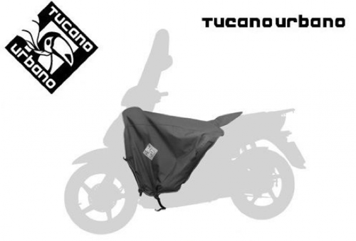 Peugeot X-Fight Coprigambe Termoscud Tucano R017
