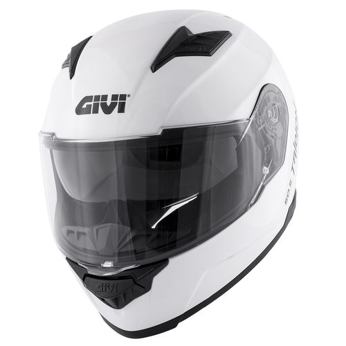 CASCO FULL FACE 50.5 TRIDION White
