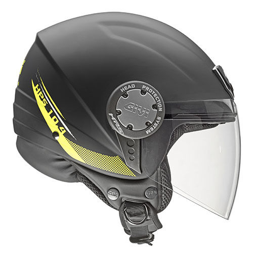 CASCO GIVI DEMI-JET 10.4F Black